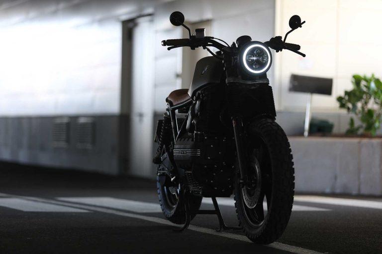 Winterwellness - bester Unterschlupf für Dein Motorrad!