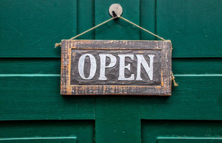 Unsere Verkaufsräume ab sofort wieder geöffnet!