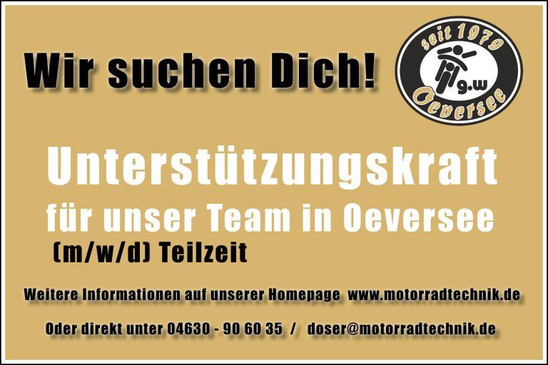 Unterstützungskraft für unser Team in Oeversee  -  Kaufmann/-frau - Büromanagement / Alternativberufe Automobilkaufmann/-frau