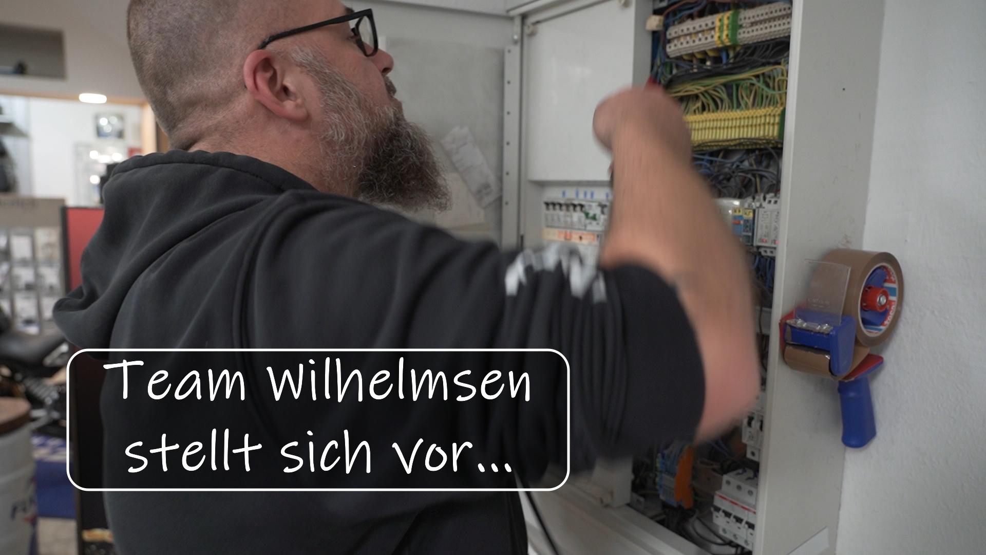 Team Wilhelmsen stellt sich vor: Stephan Wegerhoff