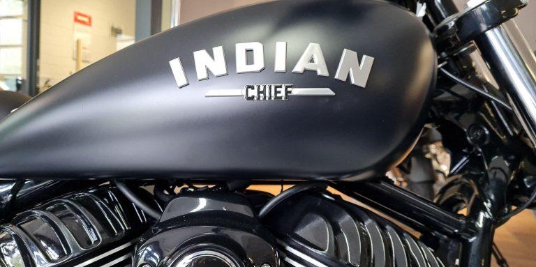 INDIAN Chief Darkhorse - jetzt bei uns in Oeversee!
