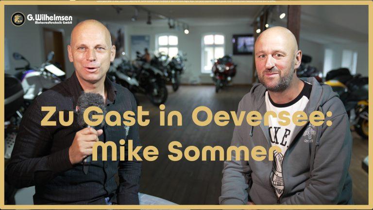 Auf ein Wort mit dem Leiter BMW Motorrad Deutschland, Mike Sommer